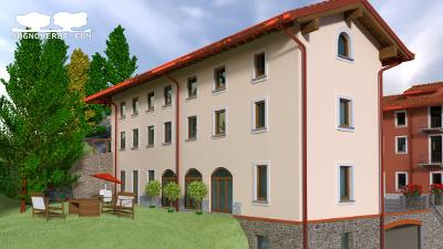 Appartamento 2 in vendita a Carate Brianza
