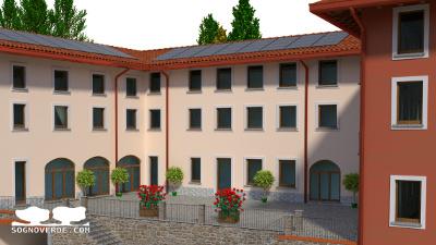 Appartamento 3 in vendita a Carate Brianza