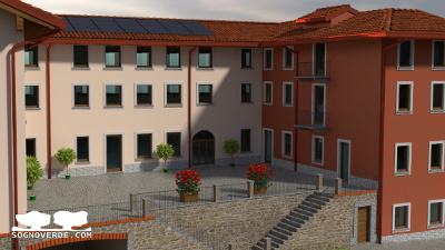 Appartamento 5 in vendita a Carate Brianza
